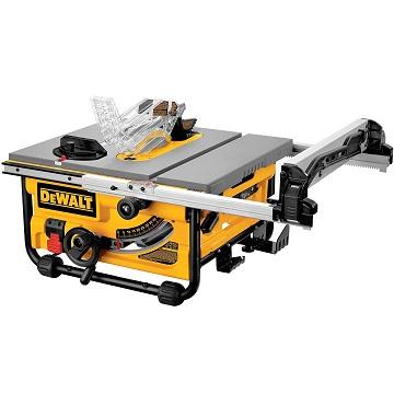 DEWALT DW745 10- INCHES TABLE SAW