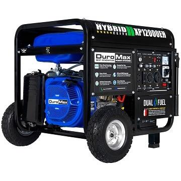 DuroMax XP12000EH 1200-watt electric start generator