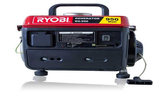 How to use portable generator