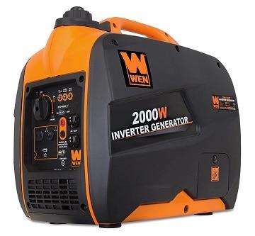 WEN 56200i inverter generator 2000-watt