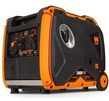 WEN 56380i 3800-watt inverter generator