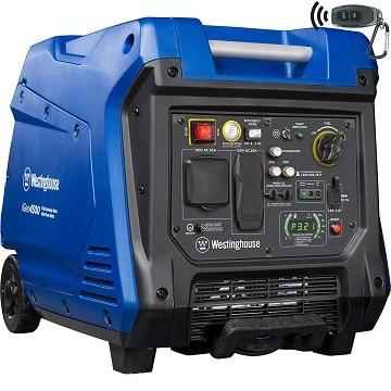 Westinghouse iGen4500 3700-watt inverter generator